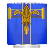 A Touch Of Royalty Shower Curtain