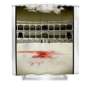 A Tradition Of Tragedy Shower Curtain