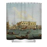 A View Of The Bacino Di San Marco Shower Curtain