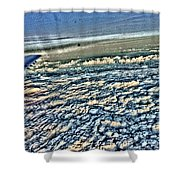 A Whole Other World Shower Curtain