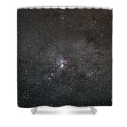 A Wide Field View Centered On The Eta Shower Curtain by Luis Argerich