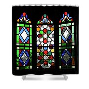 A Window To The Past Shower Curtain
