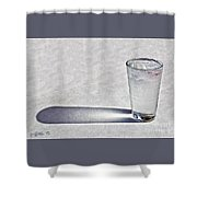 A39 Shower Curtain