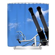 Aa Canons Shower Curtain