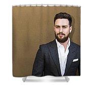 Aaron Taylor-johnson Shower Curtain