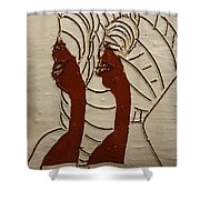 Abakyala - Women - Tile Shower Curtain