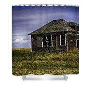 Abandoned Beauty Shower Curtain