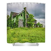 Abandoned Dreams 2 Shower Curtain