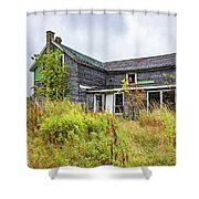Abandoned Dreams 5 Shower Curtain