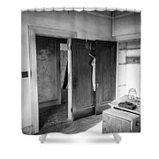 Abandoned House Wilson Nc 0015 Shower Curtain