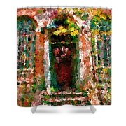 Abandoned, Nbr 3a2 Shower Curtain