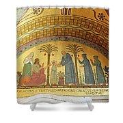 Abbey Mosaic Shower Curtain