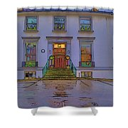 Abbey Road Recording Studios Shower Curtain