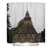 Abbot's Kitchen Shower Curtain