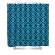 Abby Damask In Black Pattern 18-p0113 Shower Curtain