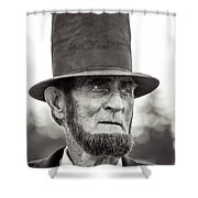 Abe Shower Curtain