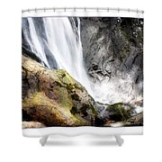 Aber Falls Shower Curtain