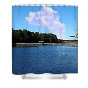 Aberdeen Bridge Shower Curtain
