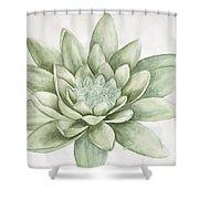 Abhi13 Shower Curtain