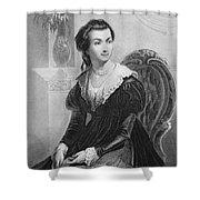 Abigail Smith Adams Shower Curtain