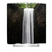 Abiqua Falls Shower Curtain