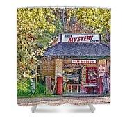 Abita Mystery House Shower Curtain