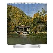 Abkhazia, New Athos Shower Curtain