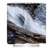Above Small Falls Shower Curtain
