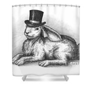 Abracadabra Shower Curtain