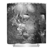 Abs 0494 Shower Curtain