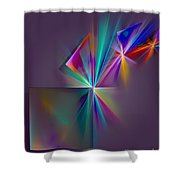 Abs 0578 Shower Curtain