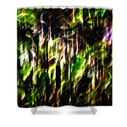 Abscond Squall Shower Curtain