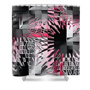 Absolutely Fab 1 Shower Curtain