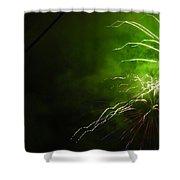 Abstarct Art One Shower Curtain