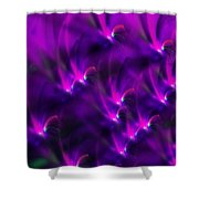 Abstract 022611 Shower Curtain