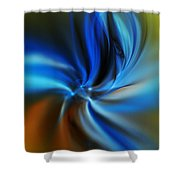 Abstract 061510 Shower Curtain