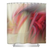 Abstract 0902 J Shower Curtain