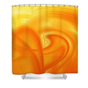 Abstract 0902 Q  Shower Curtain