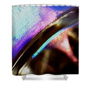 Abstract - 1  Shower Curtain