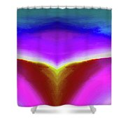 Abstract 101x By Nixo Shower Curtain