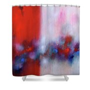 Abstract Painting 137 Shower Curtain