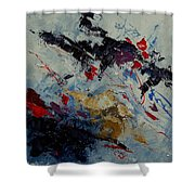 Abstract  33900122 Shower Curtain