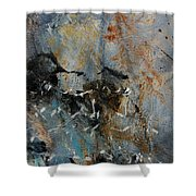 Abstract 4526987 Shower Curtain