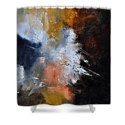 Abstract 561140 Shower Curtain