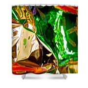 Abstract 6135 Shower Curtain
