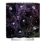 Abstract 63016.11 Shower Curtain