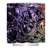 Abstract 63016.13 Shower Curtain