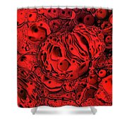 Abstract 63016.2 Shower Curtain
