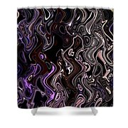 Abstract 63016.7 Shower Curtain