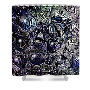 Abstract 63016.9 Shower Curtain